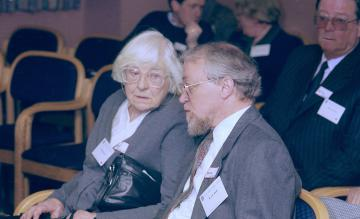 Dr Ethel Bidwell, Dr James K Smith