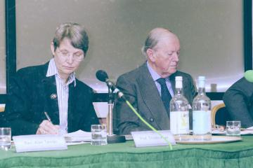 Professor Christine Lee, Mr Clifford Welch