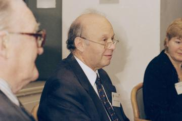 Sir Chris Booth, Sir Leslie Turnberg, Dr Tilli Tansey
