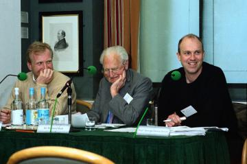 Dr Andy Ness, Sir Richard Doll, Professor George Davey-Smith