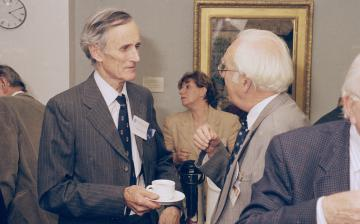 Professor E H O Parry, Mrs Wendy Kutner, Dr David Tyrrell