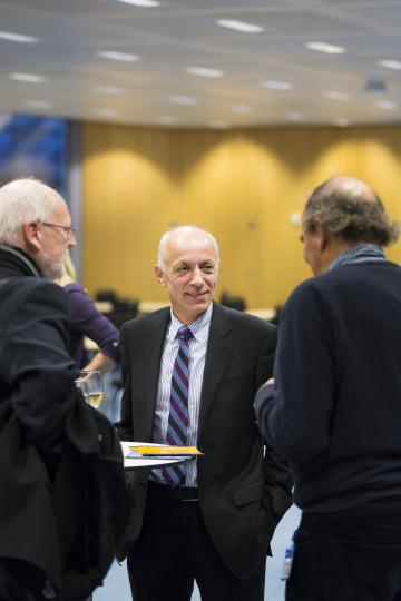 Dr Alan Fryer, Dr Peter Turnpenny, Professor Peter Harper