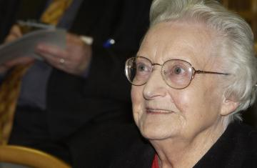 Dame Cicely Saunders