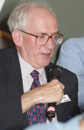 Professor John Hampton