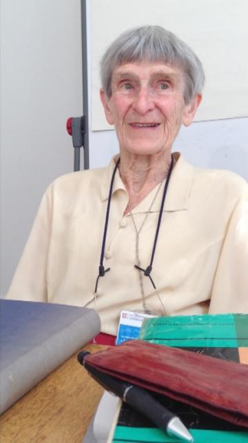 Dr Ann Silver
